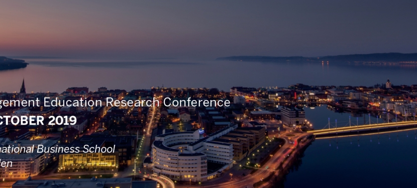 Notification: RMER 6th Responsible Management Education Research Conference, 30 Sept – 3 Oct 2019, Sweden
